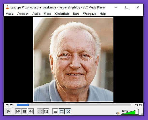 opa Victors memory-blog